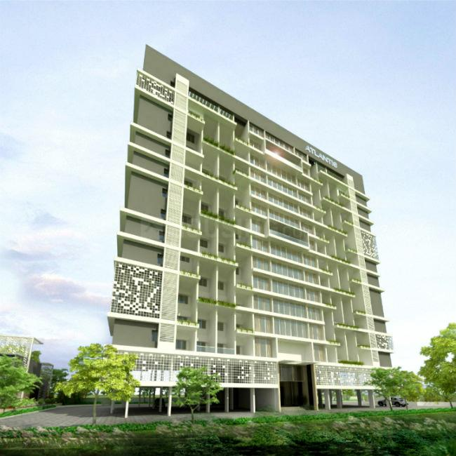 Project Image of 620.0 - 1007.0 Sq.ft 1 BHK Apartment for buy in Apex Multicons Atlantis