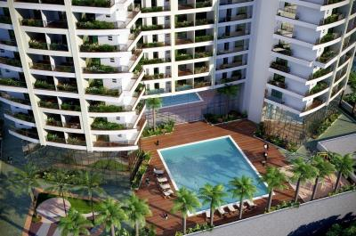 Gallery Cover Image of 1055 Sq.ft 2 BHK Apartment for rent in JP Decks, Malad East for 45000