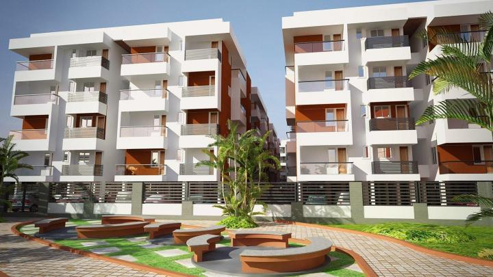 Project Image of 565.0 - 1453.0 Sq.ft 1 BHK Apartment for buy in VGN Temple Town