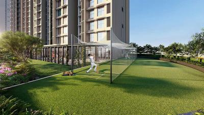 Project Image of 353.16 - 475.12 Sq.ft 1 BHK Apartment for buy in Runwal Avenue Wing J