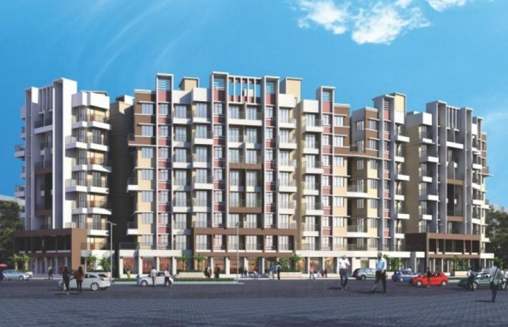 Project Image of 283.41 - 443.15 Sq.ft 1 BHK Apartment for buy in Chintamani Maple City Phase I