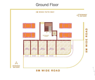 अबोड सफायर  ब्लीस में खरीदने के लिए 152.31 - 280.62 Sq.ft 1 BHK अपार्टमेंट प्रोजेक्ट  की तस्वीर