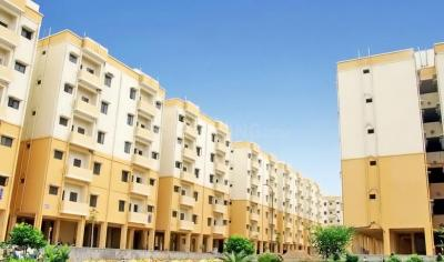 Gallery Cover Image of 800 Sq.ft 2 BHK Apartment for rent in  Aarambh Township, Serilingampally for 13000