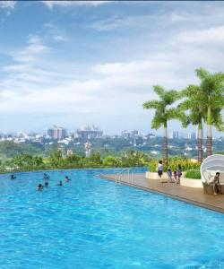 Project Image of 333.68 - 459.62 Sq.ft 1 BHK Apartment for buy in Mahindra Happinest Tathawade Phase 1