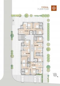 Project Image of 558.32 - 796.31 Sq.ft 2 BHK Apartment for buy in Keshav Akshar Luxuria