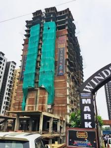 Gallery Cover Image of 895 Sq.ft 1 RK Apartment for buy in Windsor Paradise II, Raj Nagar Extension for 2877000