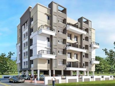Project Image of 268.0 - 557.0 Sq.ft 1 BHK Apartment for buy in Sarthak Shantiban