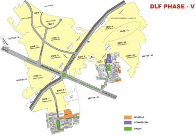 Project Images Image of Annu PG in DLF Phase 5
