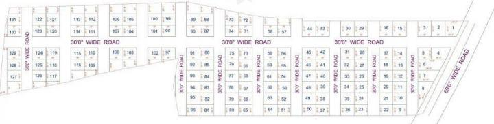 Project Image of 0 - 1089.0 Sq.ft Residential Plot Plot for buy in The Cria Prathama Park
