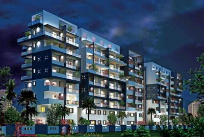 Gallery Cover Image of 900 Sq.ft 1 BHK Apartment for rent in Srinivasa Classic, Bellandur for 8500