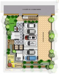 Project Image of 0 - 647.0 Sq.ft 2 BHK Apartment for buy in Dotom LS Laxmi Sadan