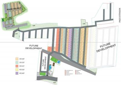 Project Image of 1200.0 - 2400.0 Sq.ft Residential Plot Plot for buy in Reliaable Dollar Colony