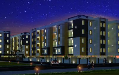 Project Image of 685.0 - 951.0 Sq.ft 2 BHK Apartment for buy in Bavisha Urban Homes Phase II