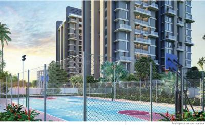 Gallery Cover Image of 1002 Sq.ft 2 BHK Apartment for buy in Merlin Verve, Tollygunge for 8200000