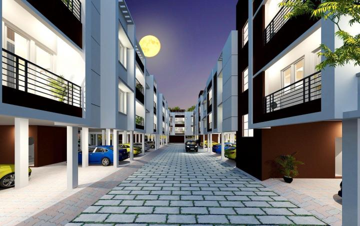 Project Image of 415.0 - 998.0 Sq.ft 1 BHK Apartment for buy in Madras MHC Park Avenue