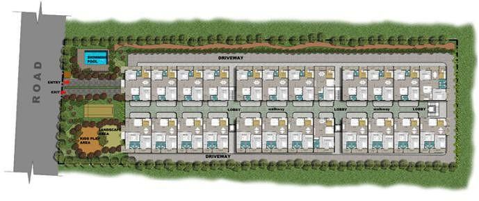 Project Image of 980 - 1315 Sq.ft 1 BHK Apartment for buy in Mayur Daffodils