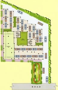 Gallery Cover Image of 1386 Sq.ft 3 BHK Apartment for buy in Nirmala Sharanam, Bangur Avenue for 6237000