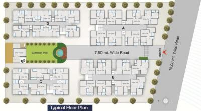 Project Image of 990.0 - 1035.0 Sq.ft 1 BHK Apartment for buy in Vision Kalash Enclave