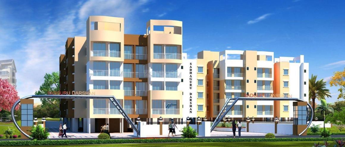 Project Image of 0 - 550.0 Sq.ft 1 BHK Apartment for buy in Sadguru Darshan