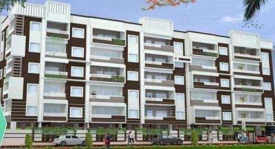 Gallery Cover Image of 1200 Sq.ft 2 BHK Apartment for rent in DS-MAX Seasons, Vibhutipura for 18000