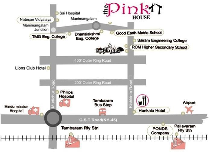 Project Image of 500.0 - 1050.0 Sq.ft 1 BHK Villa for buy in Manju The Pink House