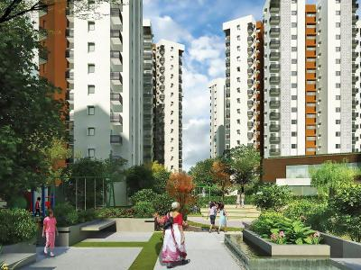 Project Image of 703.0 - 882.0 Sq.ft 2 BHK Apartment for buy in Adani Elysium
