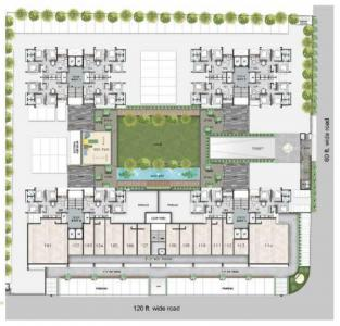 Project Image of 0 - 950.0 Sq.ft 3 BHK Apartment for buy in Suryam Ananta