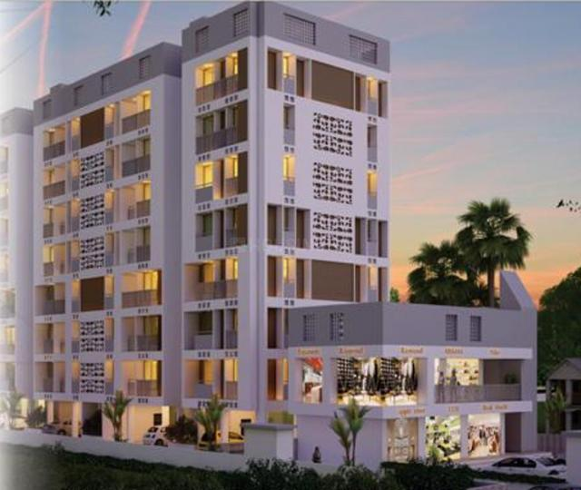 Project Image of 419.79 - 430.56 Sq.ft 1 BHK Apartment for buy in Build Art Aarna Fortune