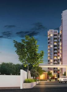 Project Image of 627.0 - 648.0 Sq.ft 2 BHK Apartment for buy in Rajluckxmi Stellar Homes