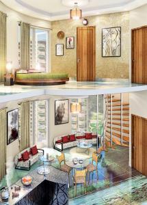 Project Image of 670 - 2060 Sq.ft Studio Studio Apartment for buy in Delhi De Nest