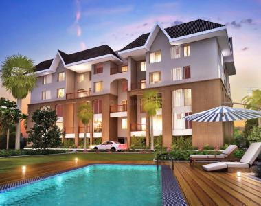 Project Image of 394.17 - 828.5 Sq.ft 1 BHK Apartment for buy in Sigma La Cabana