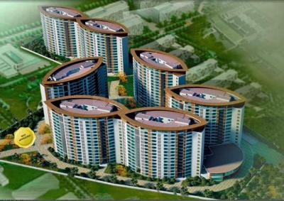 Project Image of 1352.0 - 1736.0 Sq.ft 3 BHK Apartment for buy in Klassik Landmark