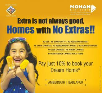 Gallery Cover Pic of Mohan Group Nano Estates I