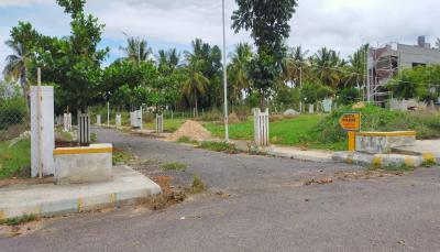Project Image of 1144.0 - 3171.0 Sq.ft Residential Plot Plot for buy in Keerthi Jnanakshi Rajarajeshwari Badavane Phase 1