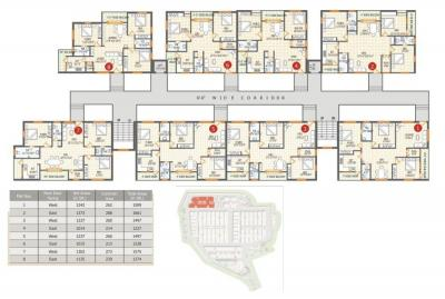 Project Image of 682 - 1612 Sq.ft 1 BHK Apartment for buy in RV Nirmaan Avaneendra