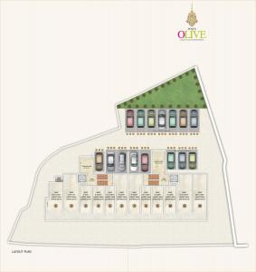 Project Image of 245 - 483 Sq.ft 1 BHK Apartment for buy in JVM Olive 1