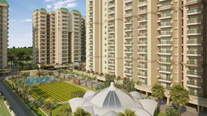 Project Image of 628.42 - 852.89 Sq.ft 1 BHK Apartment for buy in Nilaya Greens