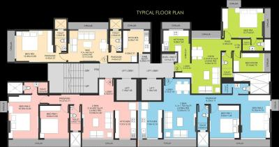 Project Image of 463 - 700 Sq.ft 1 BHK Apartment for buy in Morphosis Adagio