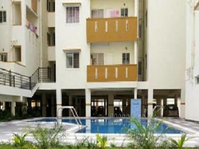 Gallery Cover Image of 1100 Sq.ft 2 BHK Apartment for rent in MBR Steeple, Hulimavu for 17000
