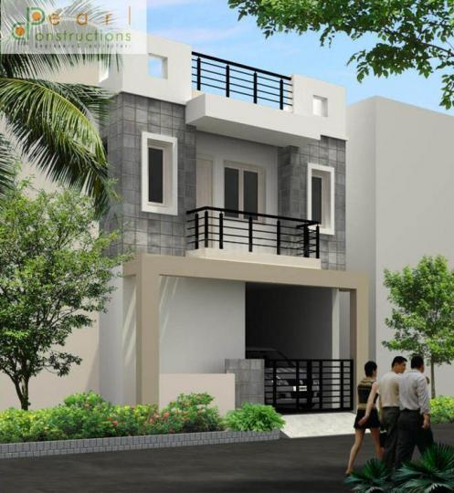 Project Image of 600.0 - 1200.0 Sq.ft 2 BHK Villa for buy in Pearl Cactus