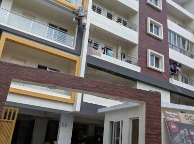 Gallery Cover Image of 1500 Sq.ft 3 BHK Apartment for rent in Vijetha Gardenia, Muneshwara Nagar for 33000