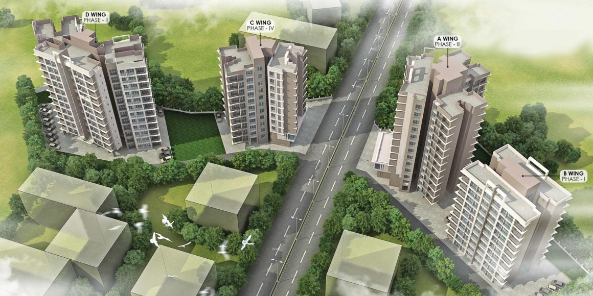 Project Image of 0 - 556.06 Sq.ft 2 BHK Apartment for buy in RNA NG Diamond Hill B Phase I