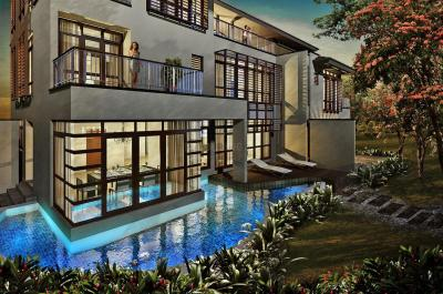 Gallery Cover Image of 4730 Sq.ft 6 BHK Villa for buy in Olympia Panache, Semmancheri for 34000000