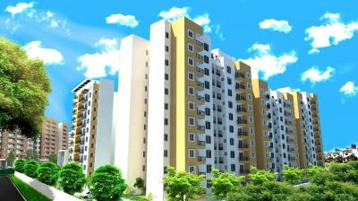 Gallery Cover Image of 1144 Sq.ft 2 BHK Apartment for buy in Corporate Arcadia, Gunjur Palya for 6292000