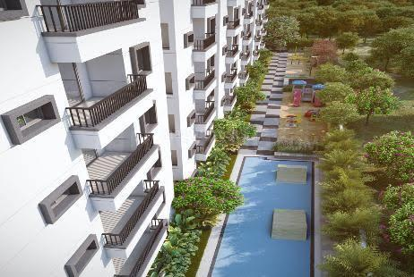 Project Image of 890.0 - 1217.0 Sq.ft 2 BHK Apartment for buy in Fortune Mayura