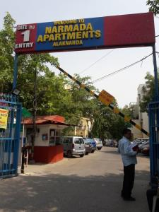 Gallery Cover Image of 1000 Sq.ft 2 BHK Apartment for buy in Narmada Apartments, Alaknanda for 13000000