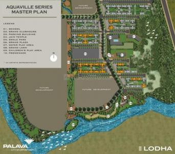 Project Image of 441 - 845 Sq.ft 1 BHK Apartment for buy in Aquaville Series in Palava