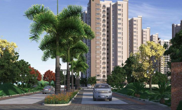 Project Image of 1634 Sq.ft 3 BHK Apartment for rentin Akshayanagar for 31000