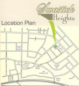 Project Image of 0 - 975.0 Sq.ft 2 BHK Apartment for buy in Shree Swastick Heights
