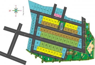 Project Image of 1200.0 - 2000.0 Sq.ft Residential Plot Plot for buy in Vigneshwara Narayan Adobe Phase II